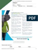 Examen Parcial Matematicas Financieras