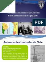 9. Territorio de Chile a Mediados Del Siglo XIX
