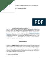 Representação Contra Ricardo Salles Óleo No Nordeste 14 10 19