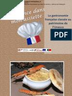 Gastronomie Plats Français