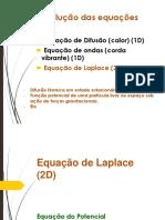 2.4 - Equação de Laplace