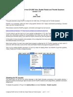 Calibracion controles FSUIPC