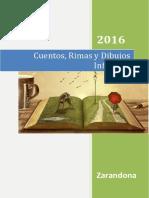 Libro Cuentos y Dibujos 2016