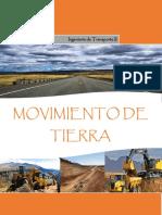 Movimiento de tierra