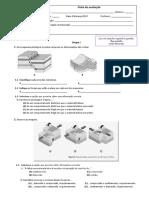 Ficha de Avaliação_Deformações de Rochas e Estrutura Interna Da Terra_7ºAno