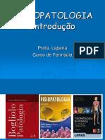 Aula i - Fisiopatologia