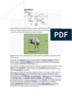 Fauna de Argentina.docx