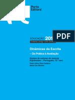 Dinâmicas de Escrita_Porto Editora - L.P. 12º