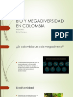 Endemismo colombiano