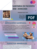 Diapositivas Educacion Sanitaria
