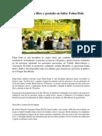 Una disciplina libre y gratuita en Salta