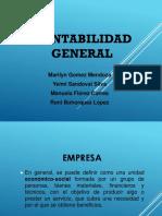 Conceptos Empresa, Nit, Partida Doble .