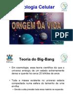 Biologia Celular Aula 2 -2019