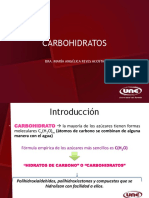 Presentación 1. Carbohidratos-