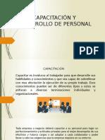 CAPACITACIÓN Y DESARROLLO DE PERSONAL 1.pptx