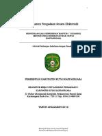 Dok. Pengadaan Penyediaan Jasa Cleaning Service Dinas Kesehatan 2016