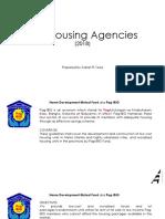 006 National Agencies in HOUSING[3730]