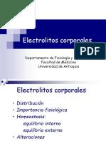 Electrolitos AUR