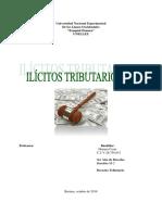 Ilicitos Tributario Cesar