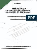 HEGEL. G.W.F. Diferença Entre Os Sistemas Filosóficos de Fichte e Schelling