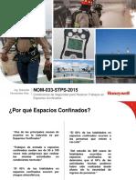 Presentacion NOM 033 STPS-HONEYWELL.pdf