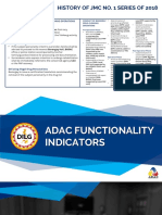 August 2018_ADAC Functionality Indicators v1