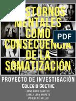 Trastornos mentales como consecuencia de la somatización- PDF