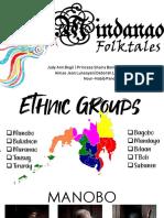 Mindanao Folktales