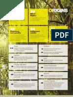 Origins Edition 1 2007