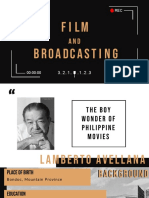 CPAR Film and Broadcasting