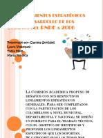Los Lineamientos Estratégicos Para El Desarrollo de Los (2)