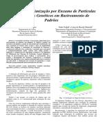 Utilização de Otimização Por Enxame de Partículas