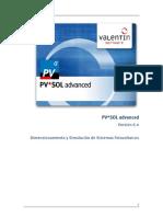 Manual PVSOL Esp