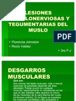 Lesiones Del Muslo Johnston Valdez Analisis