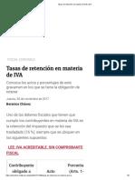 01   Tasas de retención en materia de IVA _ IDC.pdf