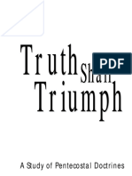The Truth Shall Triump CDCC