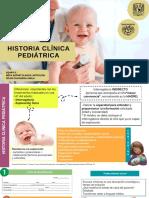 HC pediatría