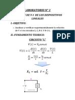 LABORATORIO 1 - CIRCUITOS ELECTRICOS