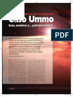 Ummo,Hablan Los Protagonistas,M.garrido,M.a.,Sep-2009