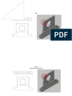 Inventor 2D & 3D Drawing Notes