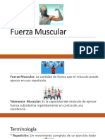Fuerza Muscular2018