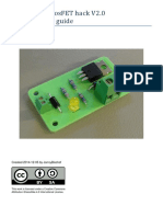 Heated Bed MosFET Hack V2 - PCB Assembly