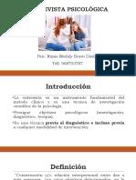 ENTREVISTA PSICOLÓGICA.pptx