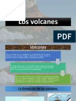 Los Volcanes 7mo Básico 2019