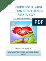 Leccion 1 Descubriendo el amor y el plan de Papito Dios VERSION 2.docx