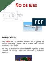 7. Diseño de Ejes y Arboles