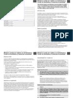 Sección 6 Estado de Cambios en El Patrimonio y Estado de Resultados y