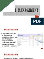 Project Managament