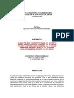 2da Entrega Proceso de Inv de Mercados