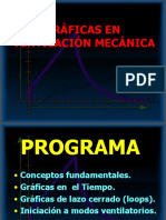 Curvas y gráficos en ventilación mecánica